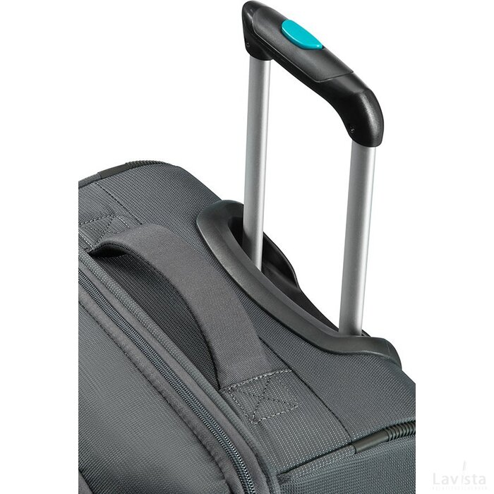 American Tourister Road Quest 2 Compartments Duffle with wheels 80