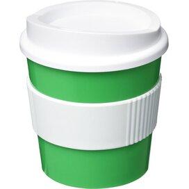Americano® primo 250 ml beker met grip Groen,Wit
