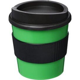 Americano® primo 250 ml beker met grip Groen,Zwart