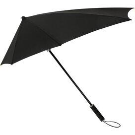 STORMaxi® aërodynamische stormparaplu zwart