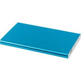 Pep aluminium powerbank 4000 mAh Lichtblauw