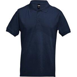 Adam  Polo T-Shirt Voor Mannen Blauw