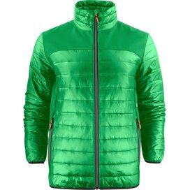 Heren printer expedition jacket frisgroen