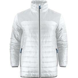 Heren printer expedition jacket wit