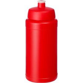 Baseline® Plus 500 ml drinkfles met sportdeksel Rood