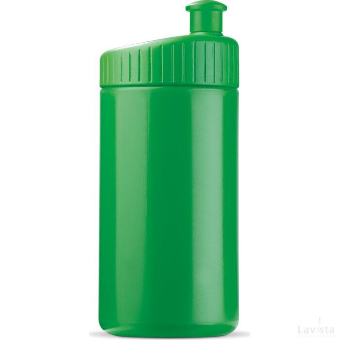 Sportbidon design 500ml Groen