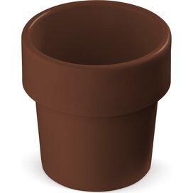 Hot-but-cool koffiebeker 240ml Bruin