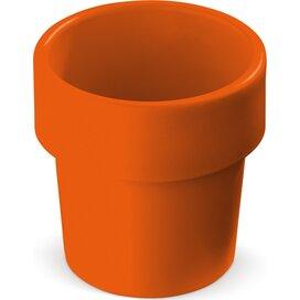 Hot-but-cool koffiebeker 240ml Oranje