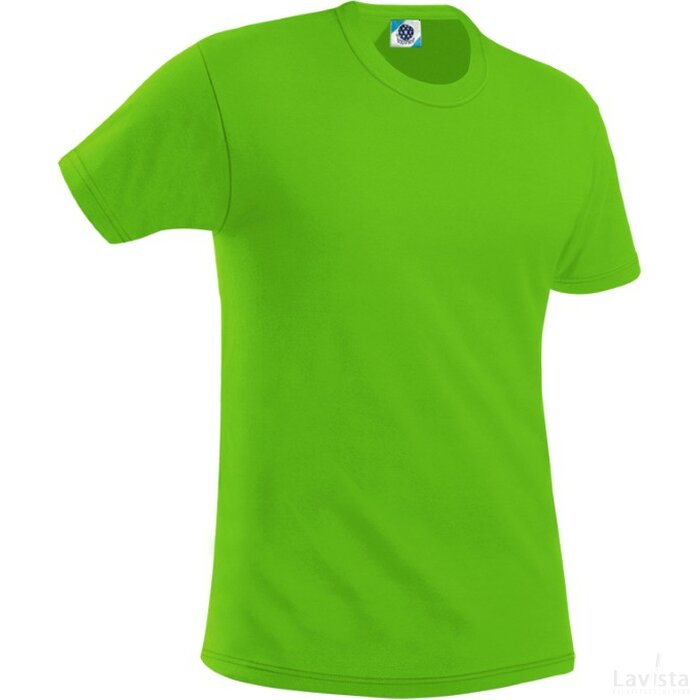 Kids T-Shirt Lime Green
