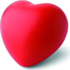 Anti-stress hart Lovy Rood