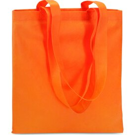 Non-woven boodschappentas Totecolor Oranje
