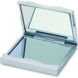 Make-up spiegel Gorgious zilver