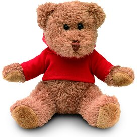 Teddybeer Richard Johnny Rood