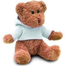 Teddybeer met sweatshirt Johnny Wit