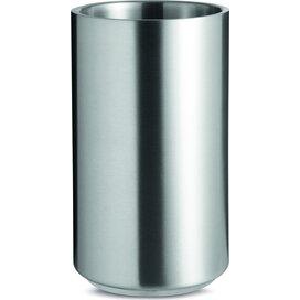 Roestvrijstalen flessenkoeler Coolio zilver