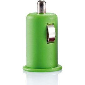 Mini auto USB lader Groen