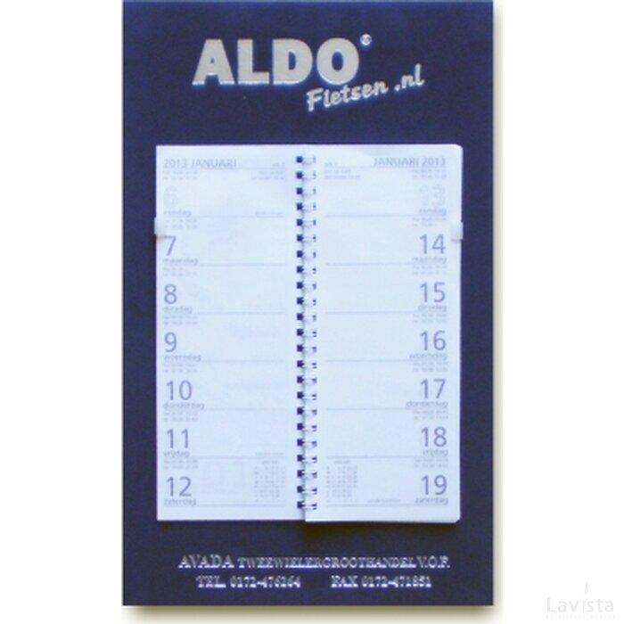 Omlegweekkalender velours