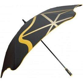 Blunt golf G2 paraplu zwart +  geel