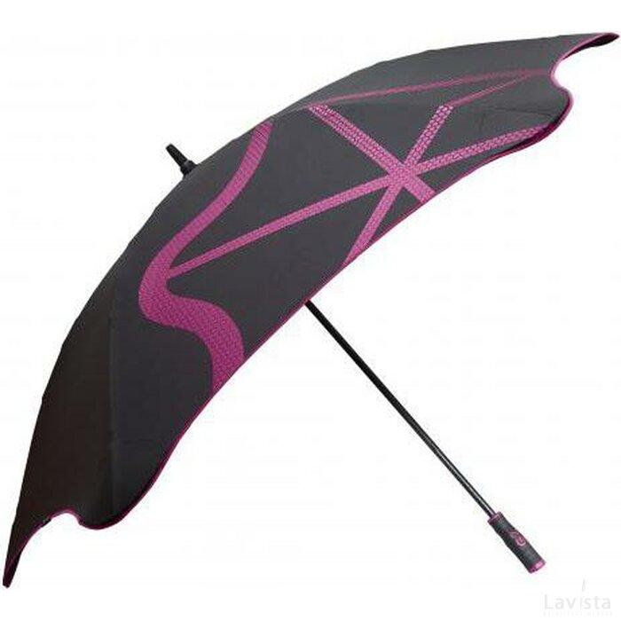 Blunt golf G2 paraplu zwart +  roze