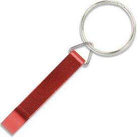 Sleutelhanger met flesopener Baskeland rood
