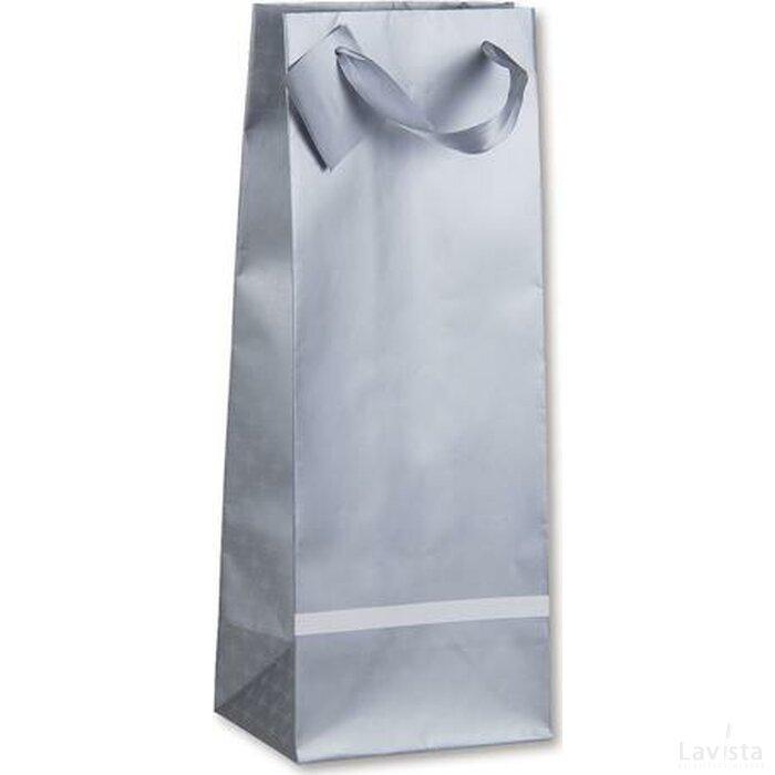 Draagtas Calida kerst zilver