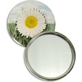 Spiegel ø 75 mm.