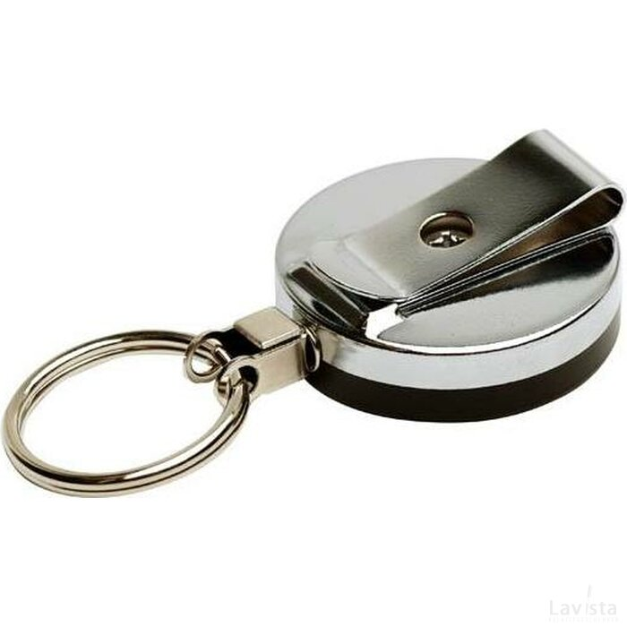 Jojo 50 met sleutelring & plastic draad zwart