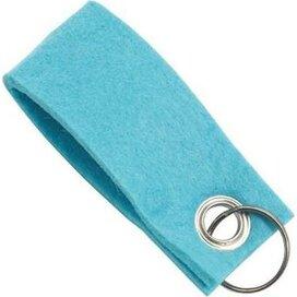 Sleutelhanger Fitz Turquoise