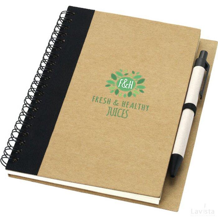 Priestly A6 notitieboek met pen