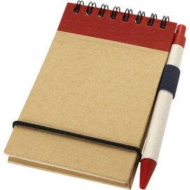 Zuse notitieboek met pen