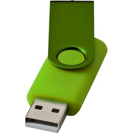 Rotate metallic USB 2GB
