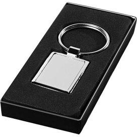 Sergio vierkante sleutelhanger