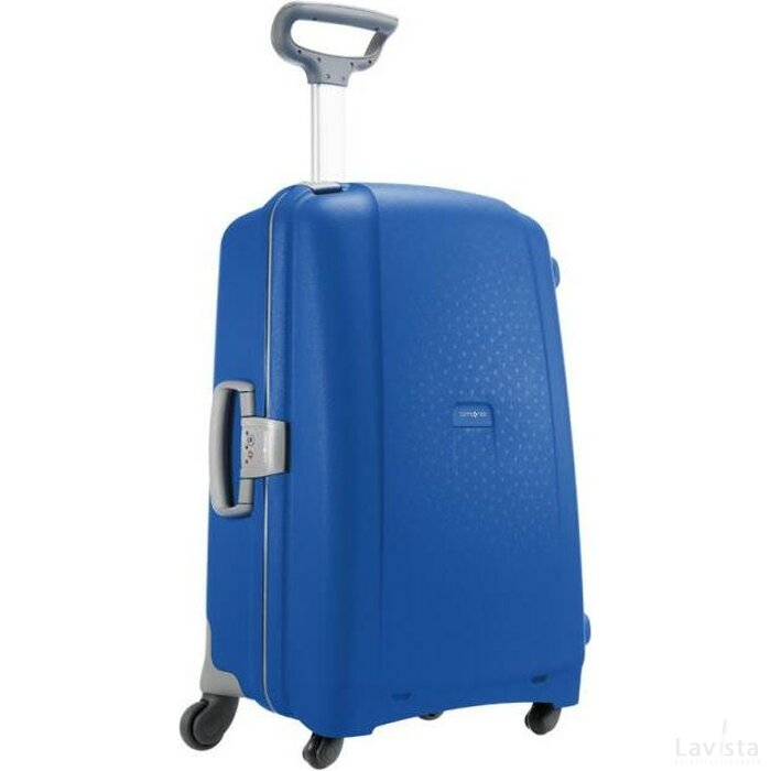 Samsonite Aeris Spinner 75 Vivid Blauw
