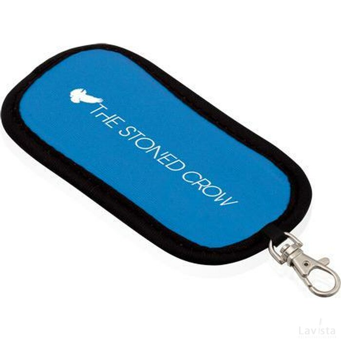 Usb Pouch Fit Blauw