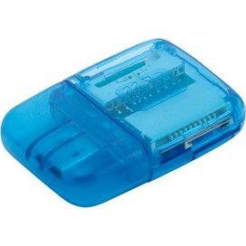 Card Reader Ares Blauw