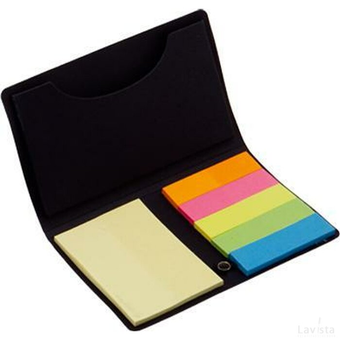Post-it Set Daldi Zwart