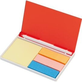 Post-it Set Houder Mabux Rood