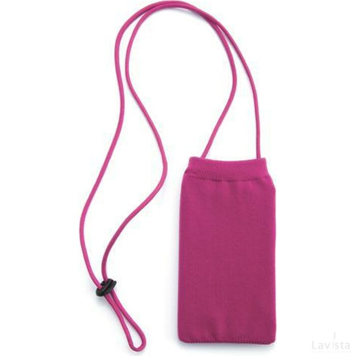 Multifuntionele Tas Idolf Fuchsia