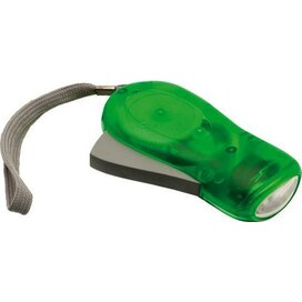 Zaklamp Triled Groen
