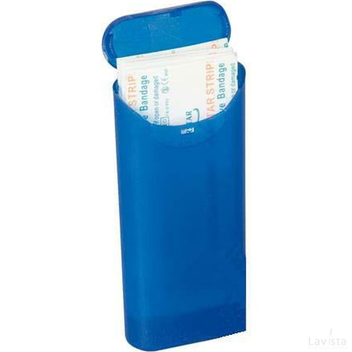 Pleister Dispenser Blauw