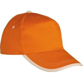 Cap Usa Oranje/naturel