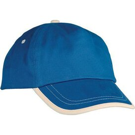 Kindercap Boston blauw