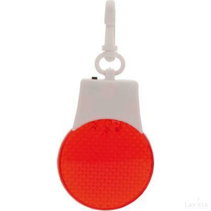 Reflecterende Light Maku Rood