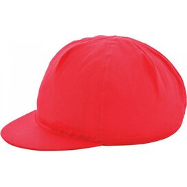 Cycling Cap Rood