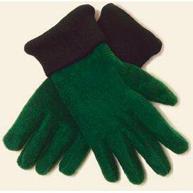 Nilton`s Handschoenen De Luxe 280gr/m2 Bottle Green