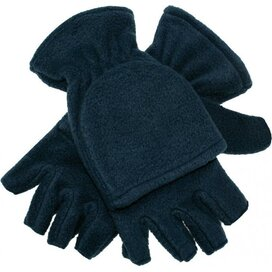 Half-vinger Handschoenen 280 Gr/m2 Navy