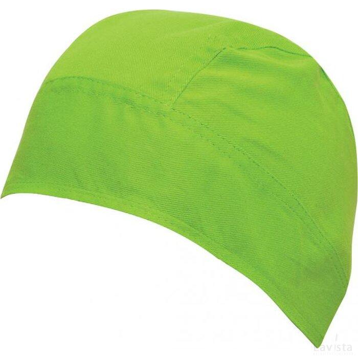 Katoenen Bandana Groen
