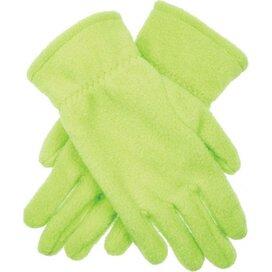 Promo Kinderhandschoenen 280 Gr/m2 Groen