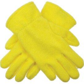 Promo Kinderhandschoenen 280 Gr/m2 Geel