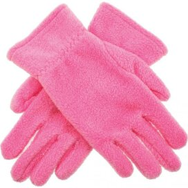 Promo Kinderhandschoenen 280 Gr/m2 Roze